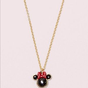 🆕 Kate Spade ♠️ NY for Minnie Mouse Mini Pendant